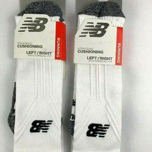 New Balance Cushioned Running Crew Socks (1 Pair)